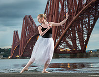 Forth Bridge Ballerinas