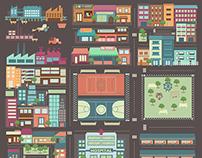 Infográfico - Cidade