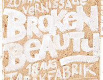 Exhibition/ Broken Beauty