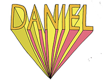 Daniel: A Sticker Series