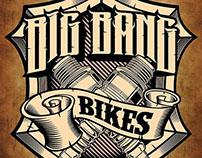 Big Bang Bikes Logo