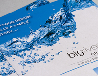 Big River Grafix - Original Branding