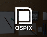 Ospix identity and web-site
