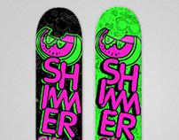 Shimmer Skateboards