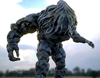 Rock Golem for Abyss Odyssey