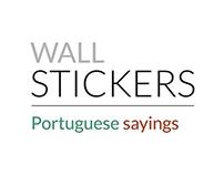Stickers | Provérbios Portugueses