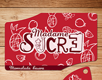 Madame Sucré. Mermelada Casera