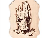 Woodburn: Groot