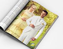 Mock Magazine Ad