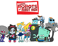 Real Robots of Robot High
