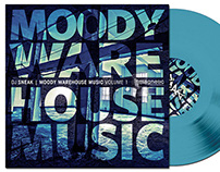 DJ SNEAK - MOODY WAREHOUSE MUSIC - Double Album