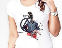 T-Shirt Illustration Designs