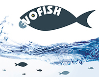 Evofish logo concept 2007