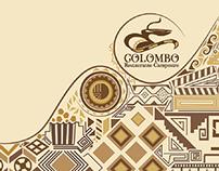 Corporative Identity / Colombo Restaurant