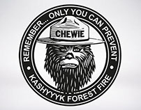 Only YOU Can Prevent Kashyyyk Forest Fires