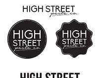 High Street Logo Concepts