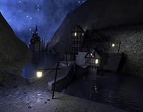 Modular Enviroment (trabajo postgrado videojuegos)