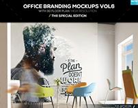 Office Branding Mockups V6