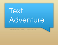 Text Adventure - Concepts