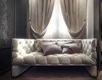 shot for corner in master bedroom
