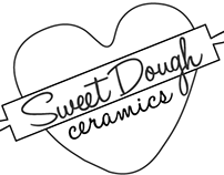 Sweet Dough Ceramics Logo