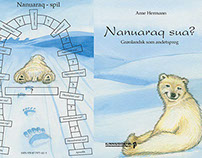 Nanuaraq 1 - childrens learning book