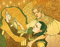 Loki and Frigg