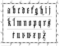 Incriptus Typeface