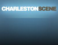 Charleston Scene Mobile App Concept