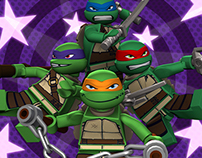 LEGO: Teenage Mutant Ninja Turtles