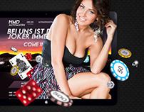 Web Design & Composing: Casino & Slotmaschine Service