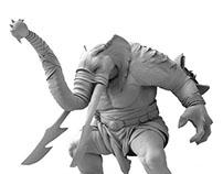 Fan Art - God of War