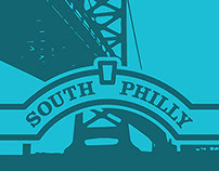 South Philly Striders tee