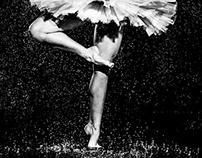 Dance, Black & Water