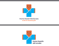Logo Design—Home Health Aid Scrubs
