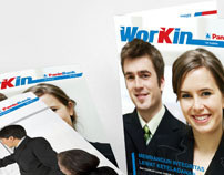 Panin Bank - Internal Magazine