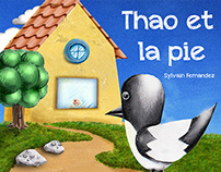 Thao et la pie, Child book