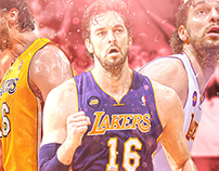"""Pau Gasol """"Welcome To The Windy City"""""""