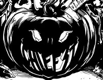 Chief St Halloween BMX Jam