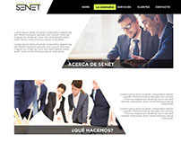 Web Design SENET