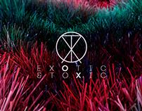 Exotic & Toxic Branding Experiment