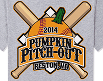 Fall Baseball Tournament Logos