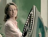 Series of 3 TV commercials for Scarlett, 2004