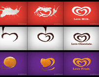 Unilever Love Campaign - Storyboards | 2007
