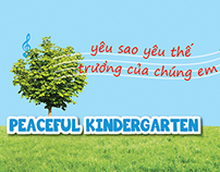 Peace School Banner