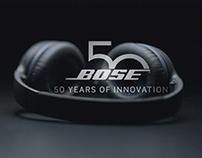 Bose Website Redesign