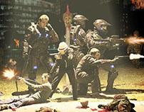 Halo Vs Zombies
