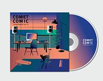 Comet cover album