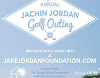 Jake Jordan Golf Outing