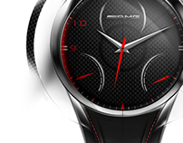 AMG Watch Concept.
